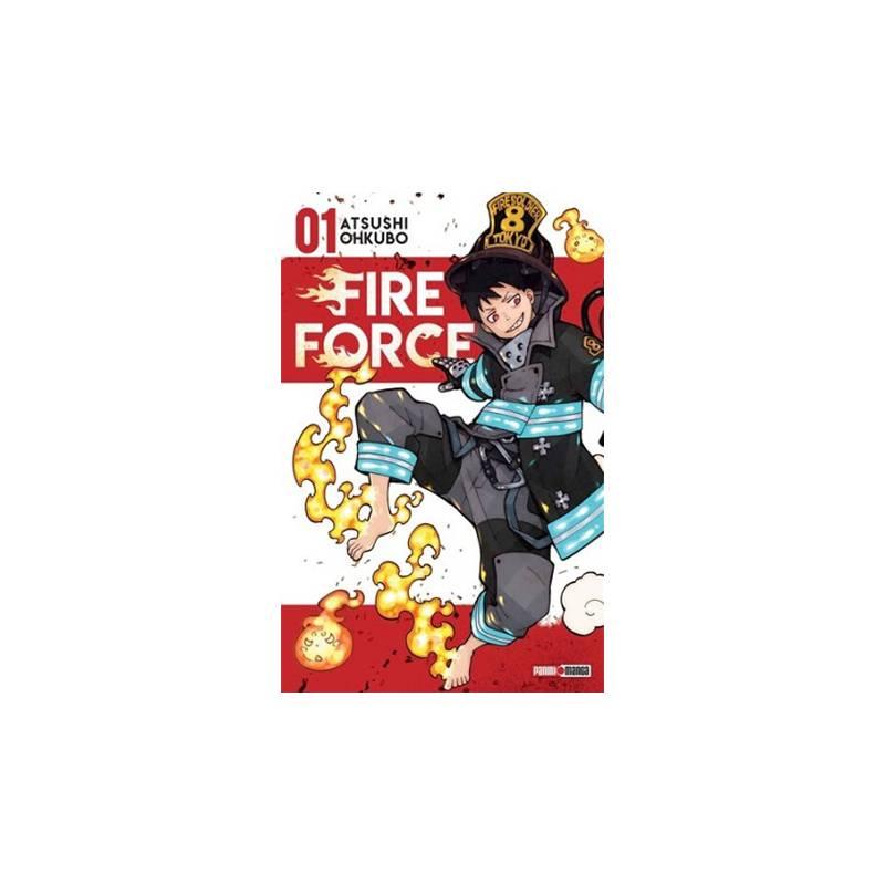 PANINI - Fire Force N.1