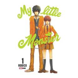 PANINI - My Little Monster N.1
