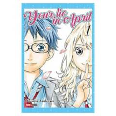PANINI - Your Lie In April N.1