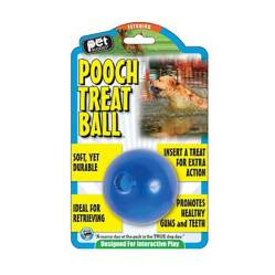 Pet Buddies® - Treat Ball Latex Large