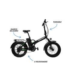 Monark - Bicicleta Eléctrica Monark E-Motion Aro 20'