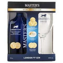 MASTER - Gin Master 700Ml + Copa