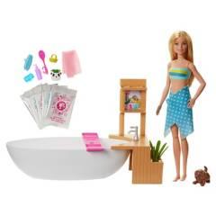 BARBIE - Barbie Fashionista Baño de Espuma