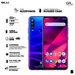 BLU - Blu G9 Pro 128GB