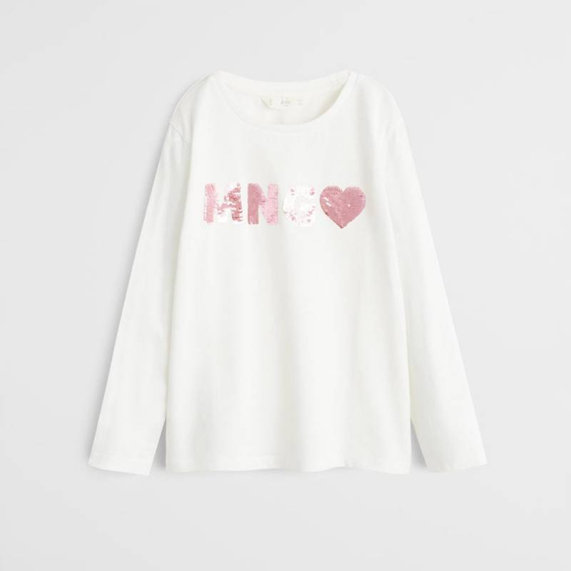 MANGO KIDS - Camiseta Mlogo6