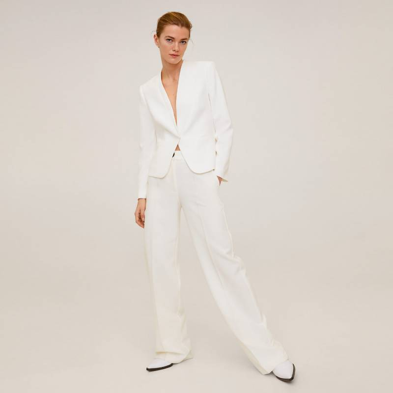 MANGO - Blazer de Vestir Mujer