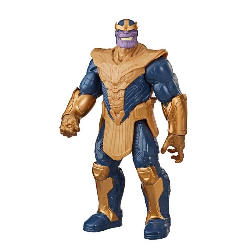 AVENGERS - Figura Titan Hero Deluxe Thanos