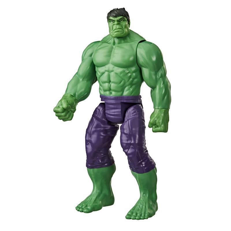 AVENGERS - Figura Titan Hero Deluxe Hulk