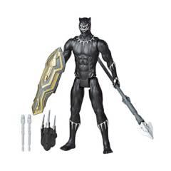 AVENGERS - Figura Titan Hero Series Blast Gear Black Panther