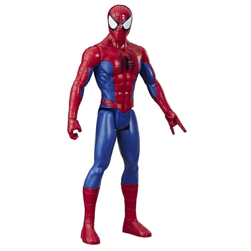 SPIDER-MAN - Figura de Acción Spider Man Titan Hero 30 cm