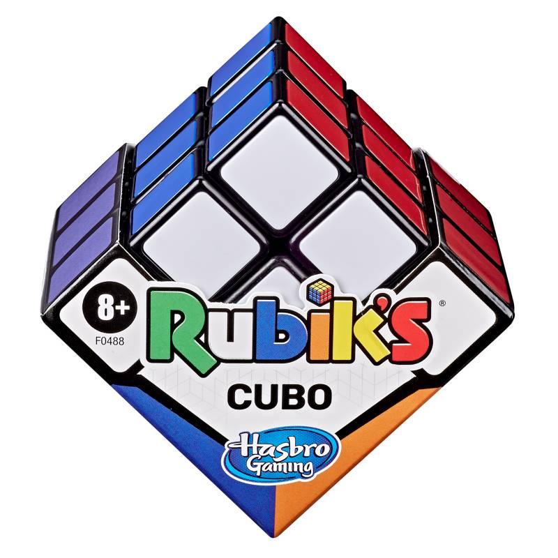 HASBRO GAMES - Cubo de Rubik Inicial