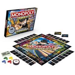 HASBRO GAMES - Monopoly Speed