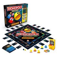 HASBRO GAMES - Monopoly Arcade Pac-Man