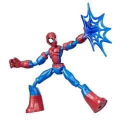 SPIDERMAN - Figura de Acción Bend and Flex