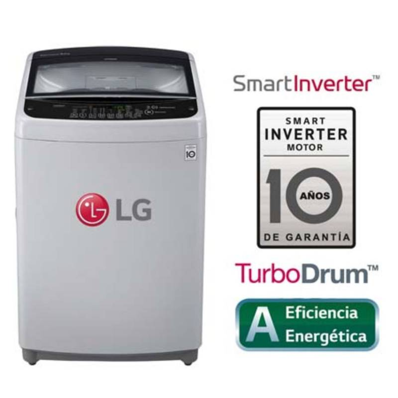 LG - Lavadora LG WT19DSB 19 Kg