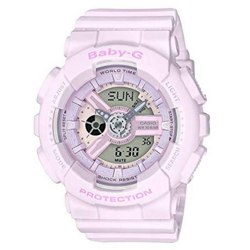 CASIO - Reloj BABY-G Resina
