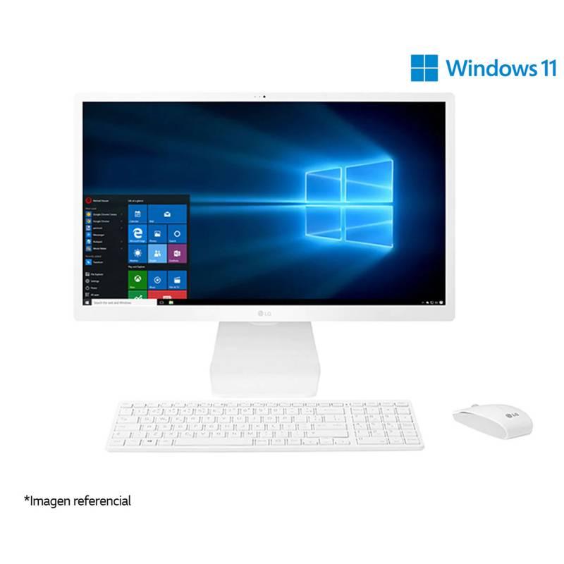"LG - ALL IN ONE LG PC 23.8"" Intel Ci3 500 GB 4GB RAM 24V50N"