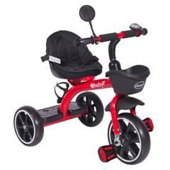 EBABY - Triciclo Cenit Rojo