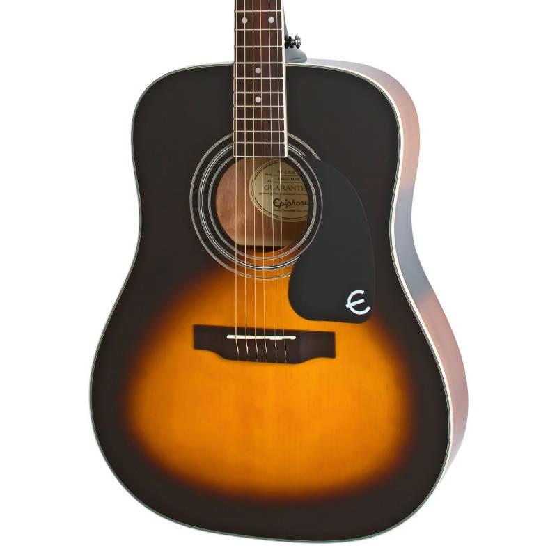 EPIPHONE - Guitarra Acustica De Metal Pro-1 Vintage Sunburst