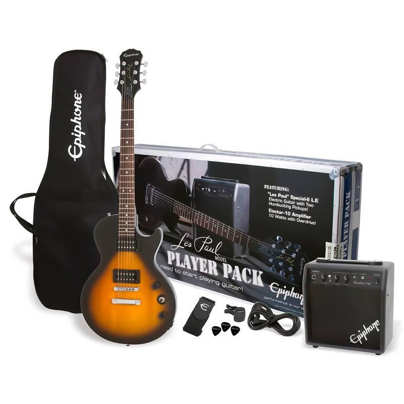 EPIPHONE - Les Paul Electric Guitarplayer