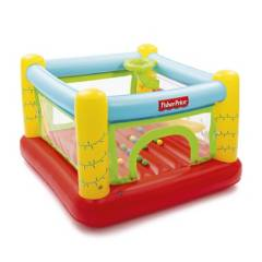 FISHER PRICE - Saltarin Jumptacular 1.75 x 1.73 x 1.14m