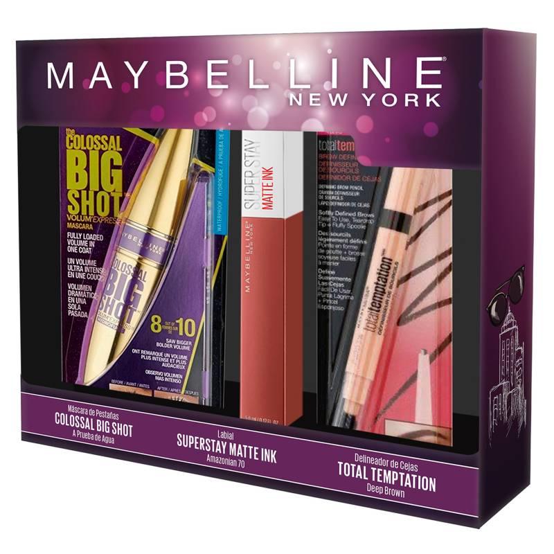 MAYBELLINE - Pack Lo mejor de Maybelline
