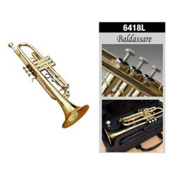 BALDASSARE - 6418l Gd Trompeta Dorada Baldassare
