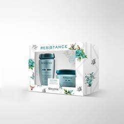 KERASTASE - Pack Resistance para cabello debilitado y dañado