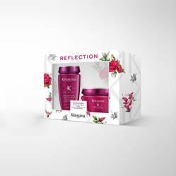 KERASTASE - Pack Reflection para cabello con color, normal a fino