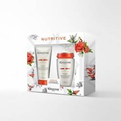 KERASTASE - Pack Nutritive para cabello normal a ligeramente seco