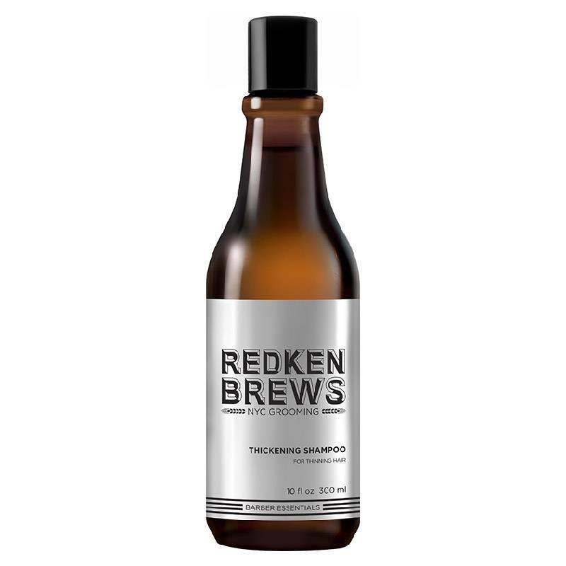 REDKEN - Shampoo Densificante Brews