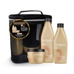 REDKEN - Pack All Soft para cabello normal a seco