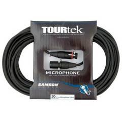 SAMSON - Tm50 Bk Cable Microfono 15m Samson