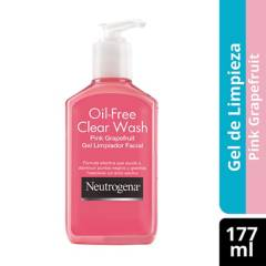 NEUTROGENA - Gel de limpieza Neutrogena® Grapefruit x 177 ml.
