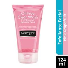 NEUTROGENA - Exfoliante Facial NEUTROGENA® Grapefruit 124 ml