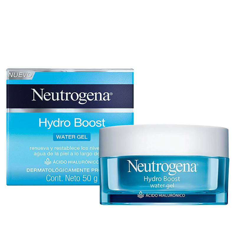 NEUTROGENA Hidratante facial NEUTROGENA® HYDRO BOOST® Water Gel x 50 gr. -  Falabella.com