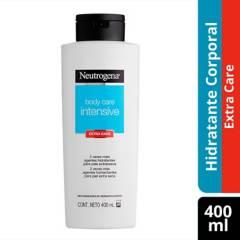 NEUTROGENA - Crema hidratante corporal Neutrogena® Body Care® Intensive Extra Care x 400 ml.