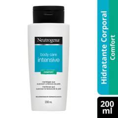 NEUTROGENA - Crema hidratante corporal Neutrogena® Body Care® Intensive Comfort x 200 ml.
