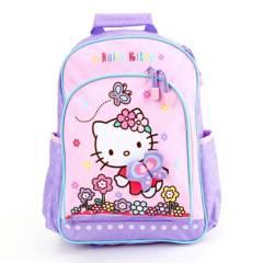 SANRIO - Mochila Tamaño Oficio Butterfly de Hello Kitty