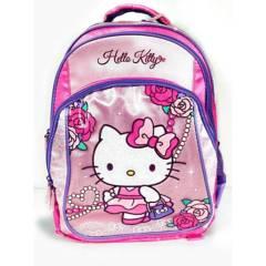 SANRIO - Mochila 41cm Hello Kitty Rose
