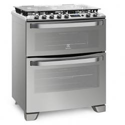 ELECTROLUX - Cocina a gas 30´´ 76dxr doble horno