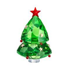 SWAROVSKI - Árbol de Navidad verde