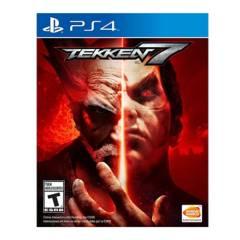 3RAS PARTES - Videojuego Tekken 7 - PS4