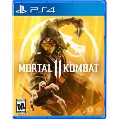 3RAS PARTES - Videojuego Mortal Kombat 11 - PS4