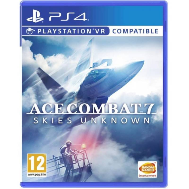 3RAS PARTES - Videojuego Ace Combat 7 Skies Unknown - PS4