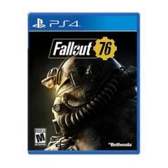3RAS PARTES - Videojuego Fallout 76 - PS4
