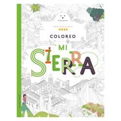 EDICIONES PICHONCITO - Atlas Perú: Coloreo mi Sierra