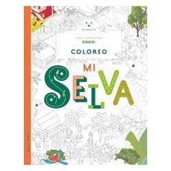 EDICIONES PICHONCITO - Atlas Perú: Coloreo mi Selva
