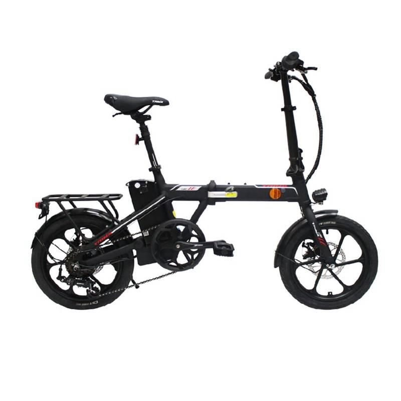 TRINX - Bicicleta  I LIFE 1.0 eléctrica plegable Aro 16