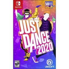 Ubisoft - Videojuego Just Dance 2020 - Nintendo Switch